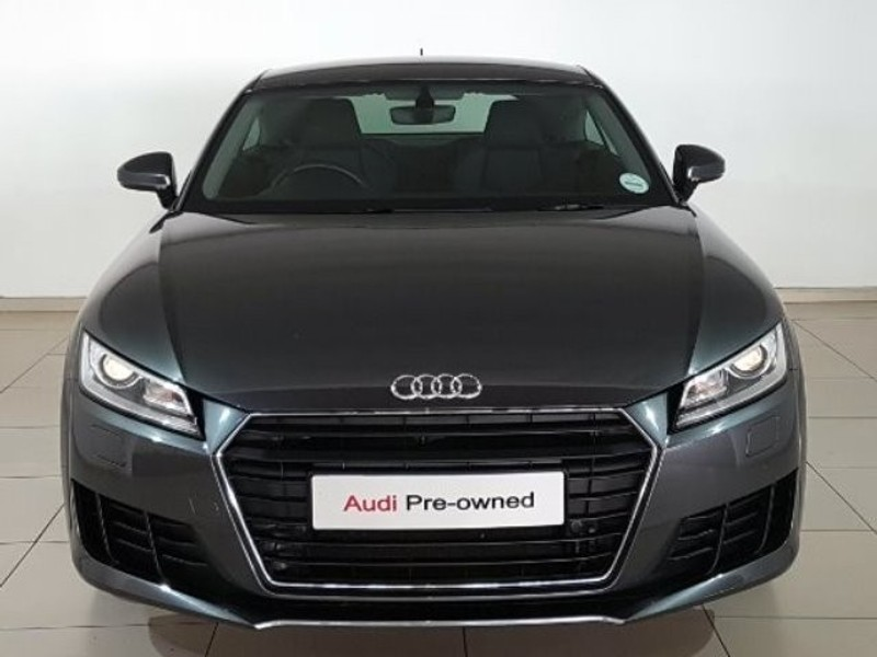 used audi tt 2 0 tfsi coupe s tronic for sale in western cape id 3256087. Black Bedroom Furniture Sets. Home Design Ideas