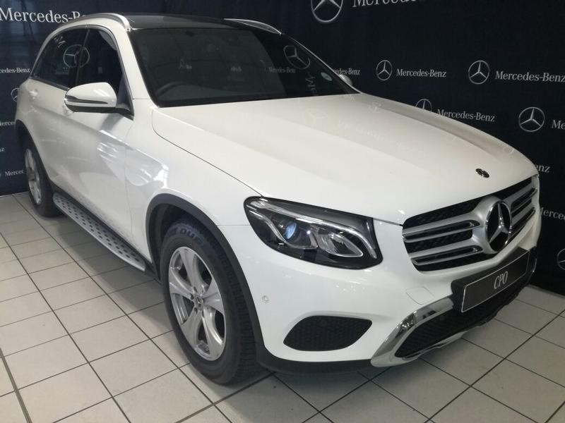 Used mercedes benz glc 220d for sale in western cape for Mercedes benz claremont