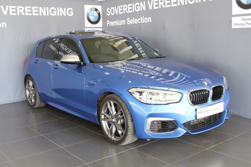 used bmw 1 series m140i f20 m sport a t 5dr for sale in gauteng id 3258121. Black Bedroom Furniture Sets. Home Design Ideas