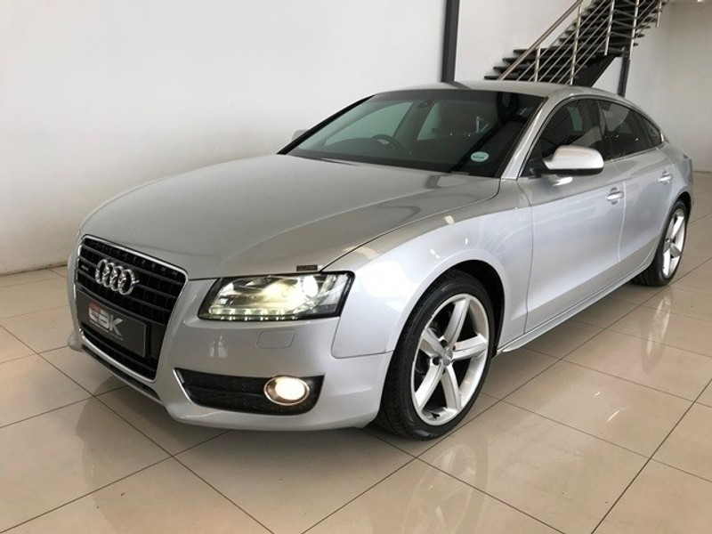 Audi a5 tdi for sale gauteng 1