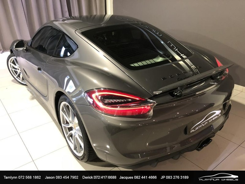 used porsche cayman gts pdk 981 for sale in gauteng id 3261629. Black Bedroom Furniture Sets. Home Design Ideas