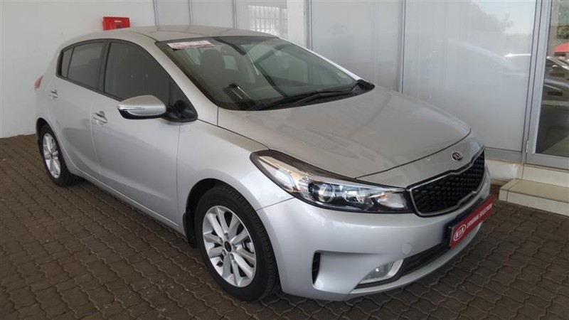 Used Kia Cerato 1 6 Ex 5 Door For Sale In Gauteng Cars