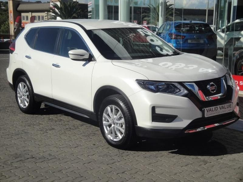 used nissan x trail 2 0 visia for sale in gauteng id 3266387. Black Bedroom Furniture Sets. Home Design Ideas