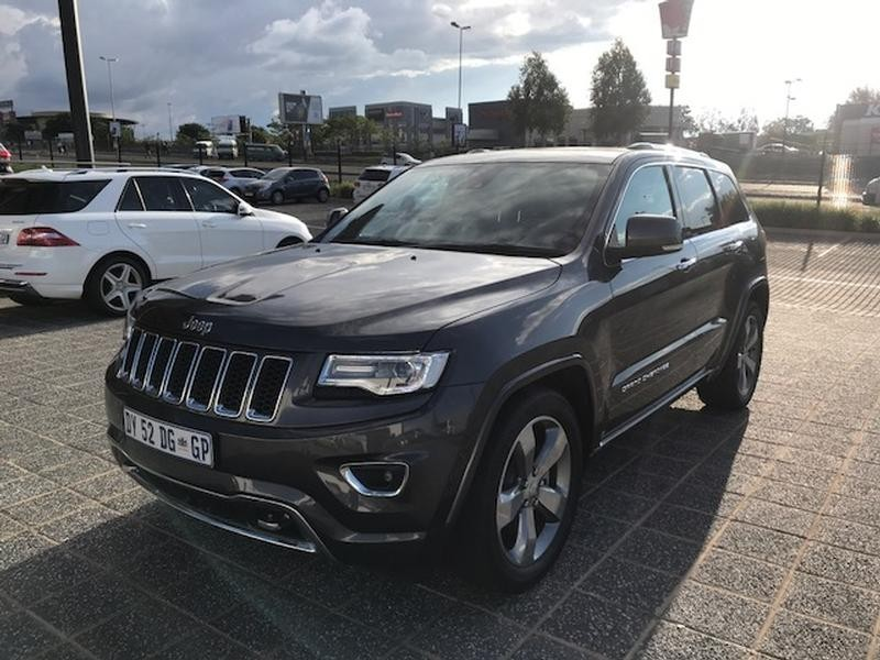 used jeep grand cherokee 3 6 overland for sale in gauteng id 3268445. Black Bedroom Furniture Sets. Home Design Ideas