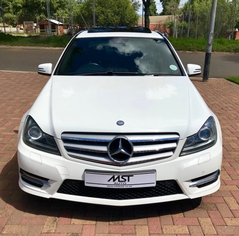 Used mercedes benz c class c200 be amg for sale in kwazulu for Used mercedes benz c300 for sale