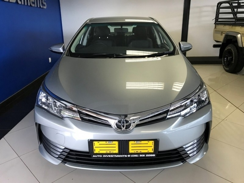 used toyota corolla 1 owner 1 6 prestige for sale in gauteng id 3271381. Black Bedroom Furniture Sets. Home Design Ideas