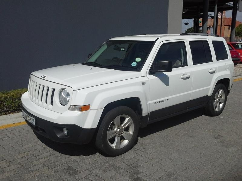 used jeep patriot 2 4 limited auto for sale in western cape id 3273683. Black Bedroom Furniture Sets. Home Design Ideas