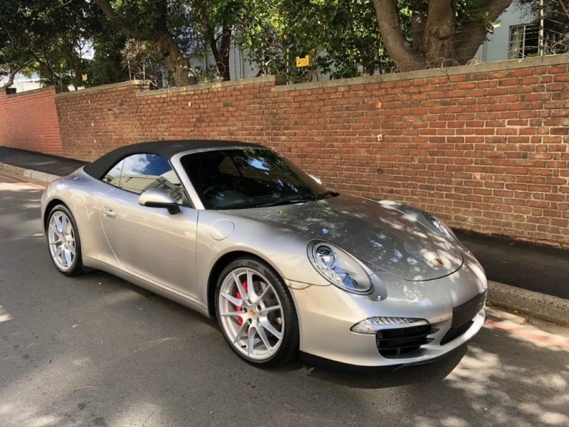 used porsche 911 carrera s pdk cabriolet call ken 0710653440 for sale in western cape. Black Bedroom Furniture Sets. Home Design Ideas