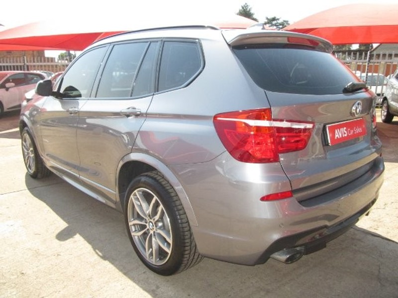 used bmw x3 xdrive20d m sport auto for sale in gauteng id 3281795. Black Bedroom Furniture Sets. Home Design Ideas