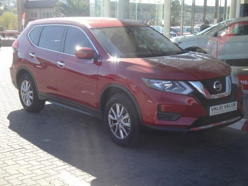 used nissan x trail 2 0 visia for sale in gauteng id 3284999. Black Bedroom Furniture Sets. Home Design Ideas