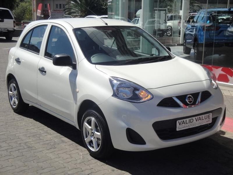 used nissan micra 1 2 active visia for sale in gauteng id 3285071. Black Bedroom Furniture Sets. Home Design Ideas