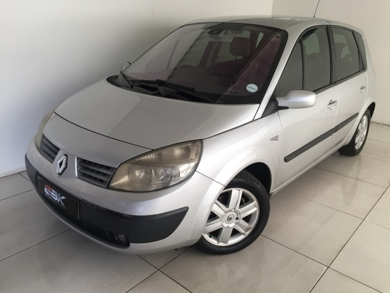 used renault scenic ii expression 1 6 for sale in gauteng id 3289955. Black Bedroom Furniture Sets. Home Design Ideas