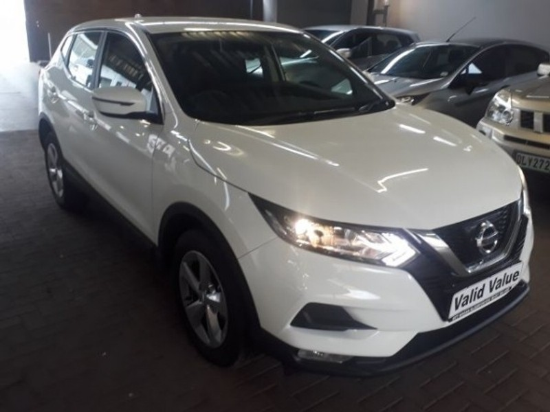 used nissan qashqai 1 2t acenta cvt for sale in free state. Black Bedroom Furniture Sets. Home Design Ideas