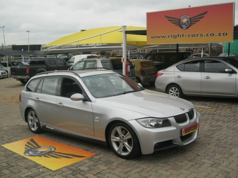 Used BMW 3 Series 320d Touring Sport A/t (e91) for sale in Gauteng ...