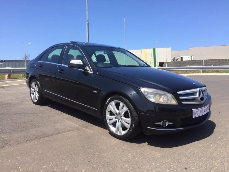 Used mercedes benz c class c220 cdi auto avant garde plus for Mercedes benz c300 consumer reports