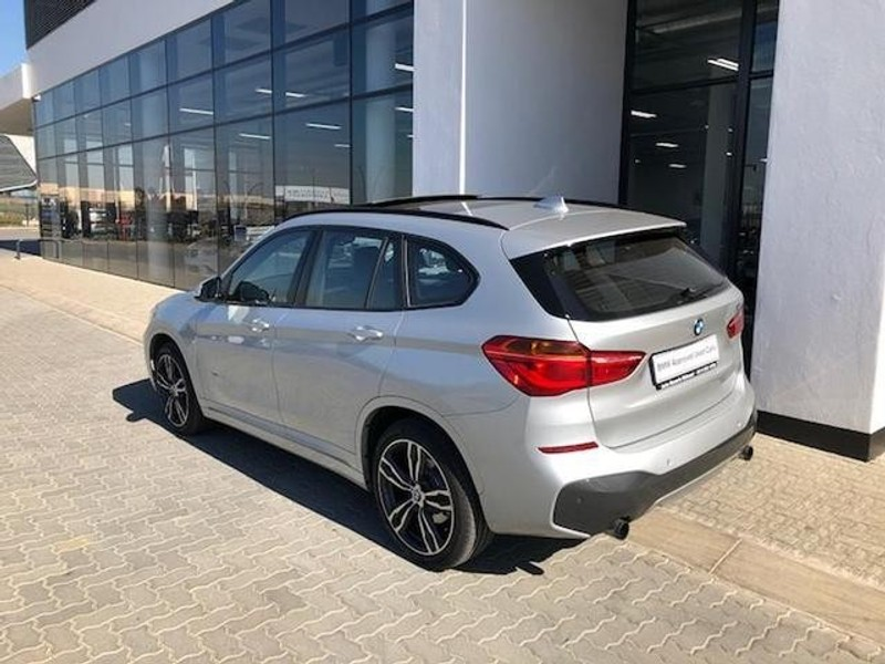 used bmw x1 sdrive20d m sport auto for sale in gauteng. Black Bedroom Furniture Sets. Home Design Ideas