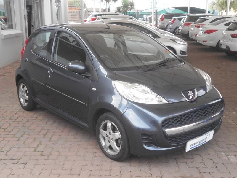 Used Peugeot 107 Trendy for sale in Gauteng - Cars.co.za (ID:3295928)