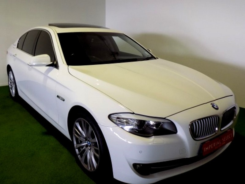 Used BMW 5 Series 535i Activehybrid Auto for sale in Gauteng - Cars ...
