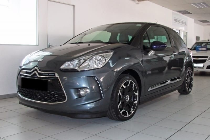 used citroen ds3 1 6 e hdi style sportpack 3dr for sale. Black Bedroom Furniture Sets. Home Design Ideas