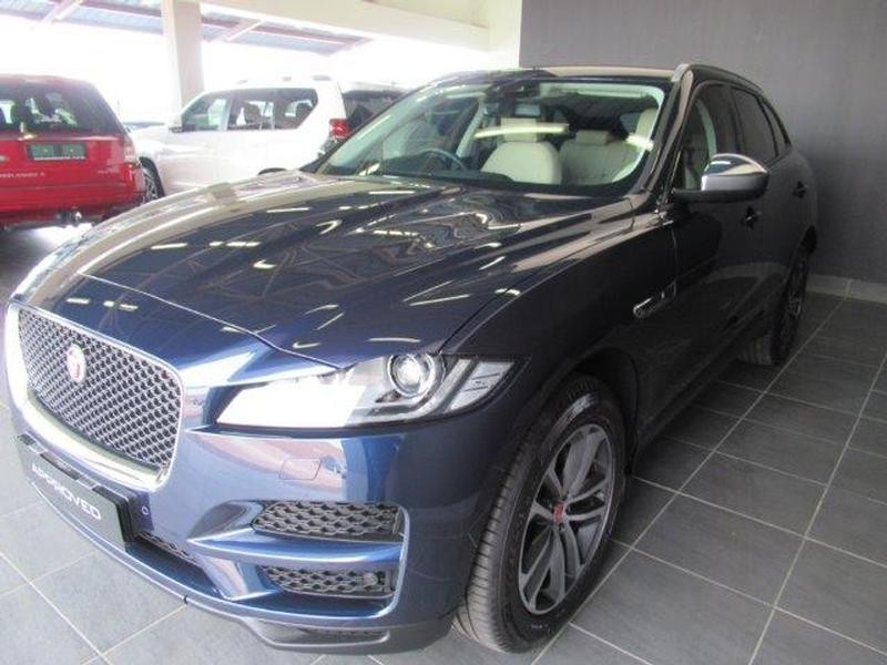 used jaguar f pace awd pure 177kw for sale in gauteng id 3302910. Black Bedroom Furniture Sets. Home Design Ideas