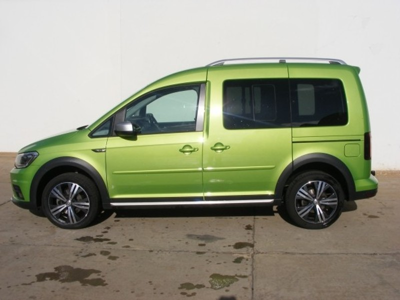 used volkswagen caddy alltrack 2 0 tdi for sale in western cape id 3303946. Black Bedroom Furniture Sets. Home Design Ideas