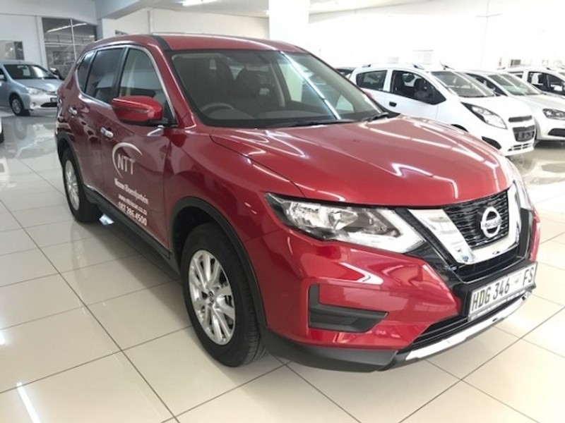 used nissan x trail 2 0 visia for sale in free state id 3303994. Black Bedroom Furniture Sets. Home Design Ideas