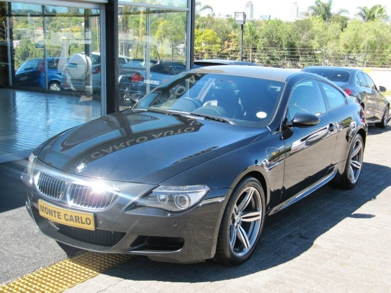 used bmw m6 coupe for sale in gauteng id 3305738. Black Bedroom Furniture Sets. Home Design Ideas