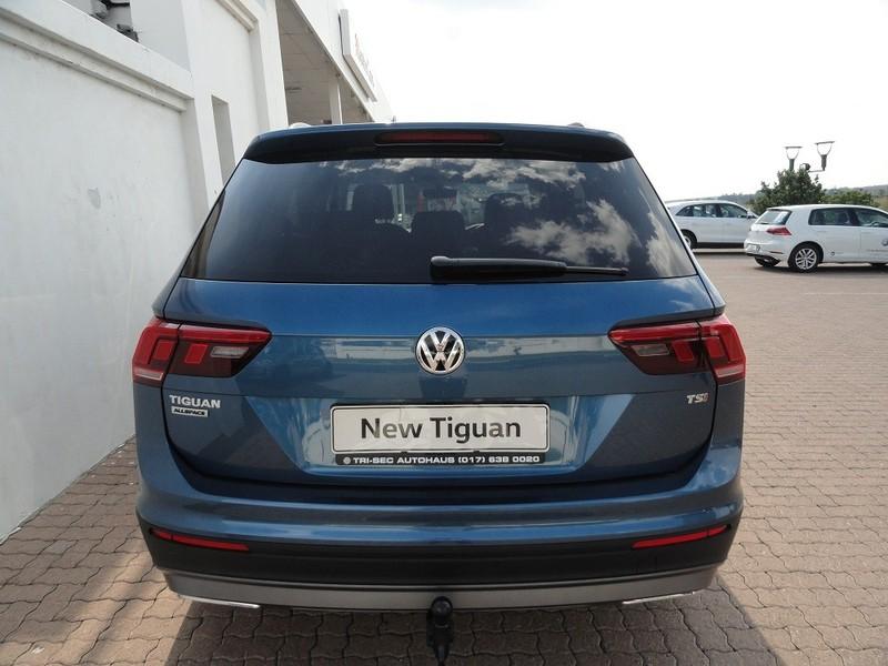 used volkswagen tiguan allspace 1 4 tsi trendline dsg 110kw for sale in mpumalanga. Black Bedroom Furniture Sets. Home Design Ideas