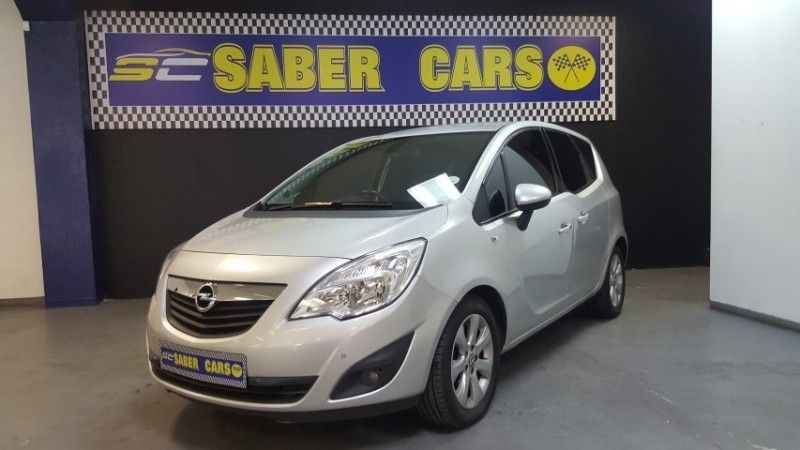 Used Opel Meriva 14t Enjoy For Sale In Gauteng Cars Id