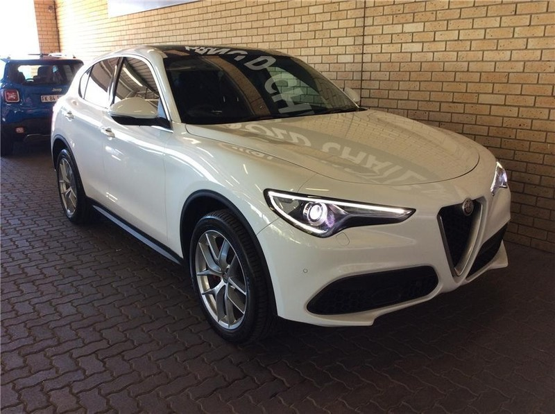 used alfa romeo stelvio 2 0t first edition for sale in. Black Bedroom Furniture Sets. Home Design Ideas