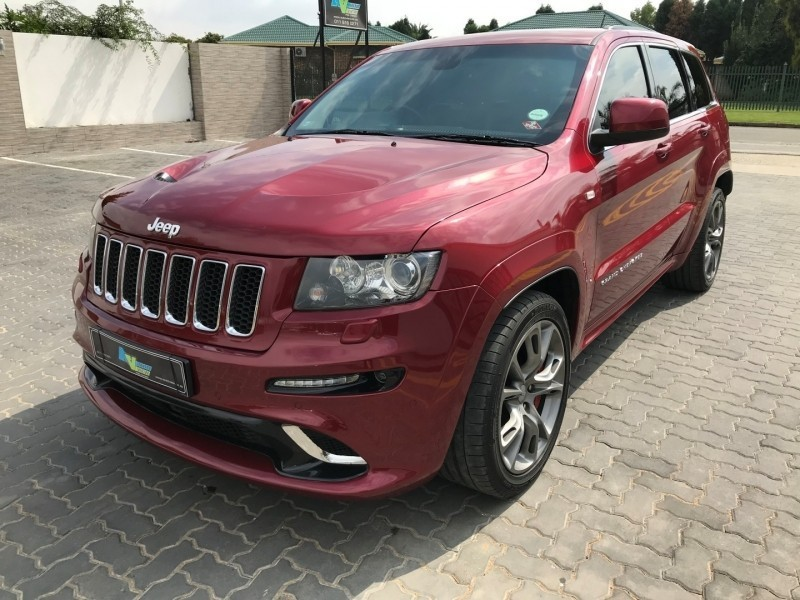 used jeep grand cherokee jeep grand cherokee srt 6 4 for sale in gauteng id 3316050. Black Bedroom Furniture Sets. Home Design Ideas