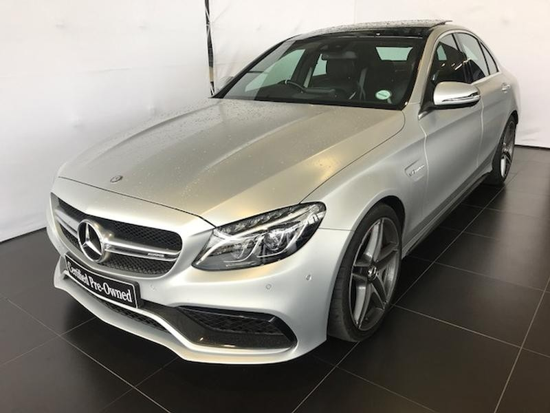used mercedes benz c class c63 amg s for sale in western cape id 3319710. Black Bedroom Furniture Sets. Home Design Ideas
