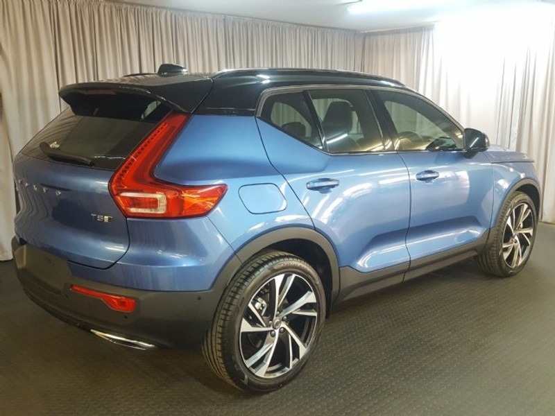 used volvo xc40 t5 r design awd for sale in gauteng cars. Black Bedroom Furniture Sets. Home Design Ideas