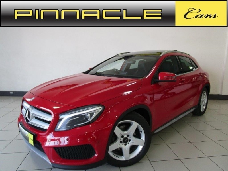 used mercedes benz gla class gla250 amg 4matic auto for sale in gauteng id 3320296. Black Bedroom Furniture Sets. Home Design Ideas