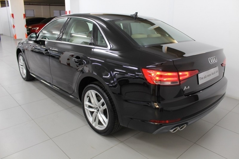 Used audi a4 2 0 tdi design stronic b9 for sale in for Mercedes benz b9 service