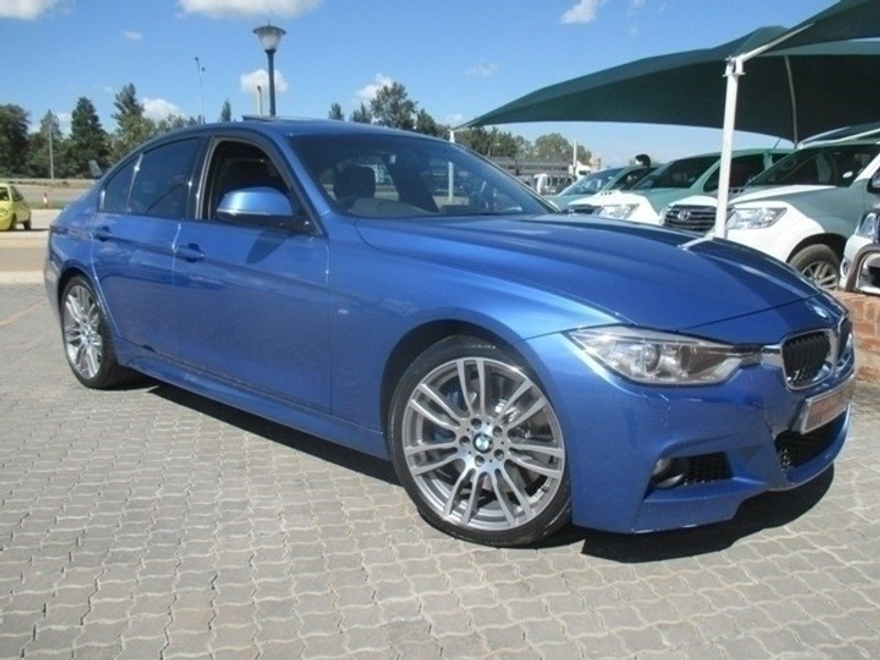 Used Bmw 3 Series 335i A T F30 M Pack For Sale In North