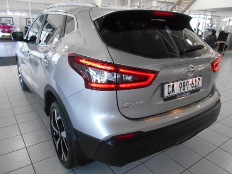 used nissan qashqai 1 5 dci tekna for sale in western cape. Black Bedroom Furniture Sets. Home Design Ideas