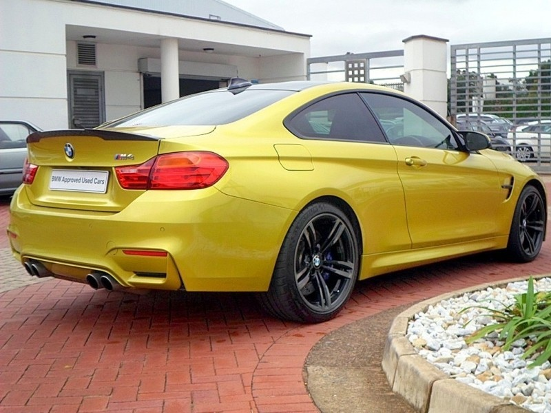 used bmw m4 coupe m dct for sale in kwazulu natal id 3326628. Black Bedroom Furniture Sets. Home Design Ideas