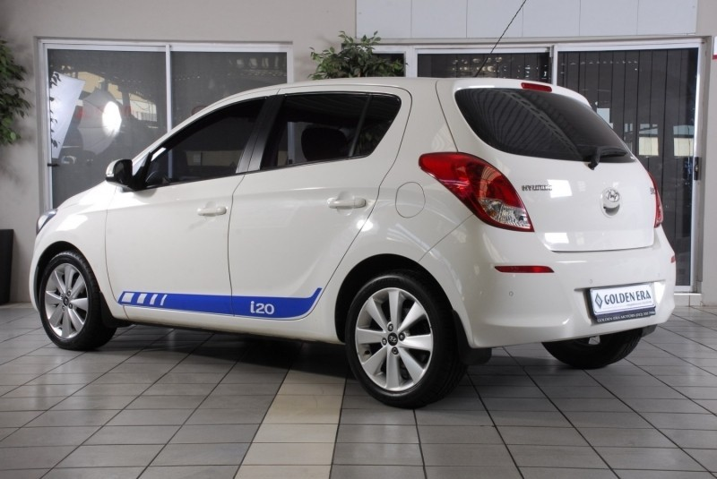 Used hyundai i20 1 4 gls for sale in gauteng for Hyundai motor finance payoff phone number