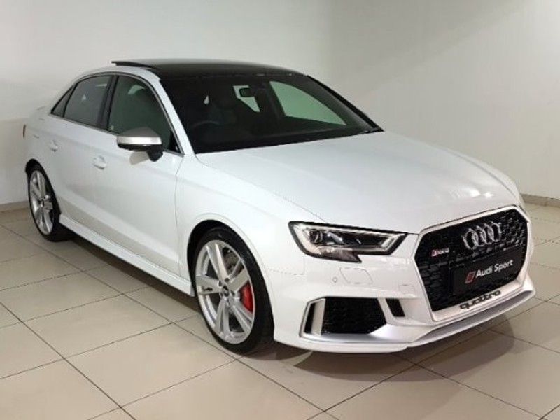 Used Audi Rs3 2 5 Stronic For Sale In Western Cape Cars