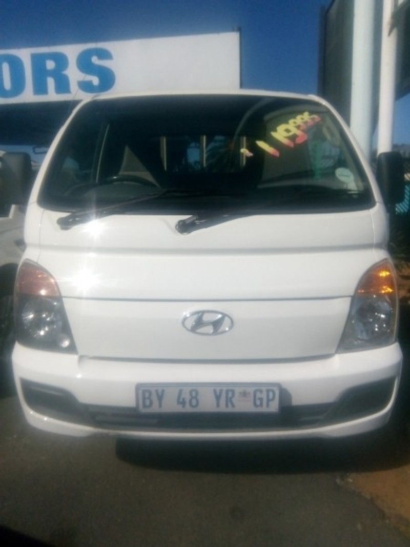 Used hyundai h100 bakkie 2 5 tci a c f c d s for sale in for Hyundai motor finance payoff phone number