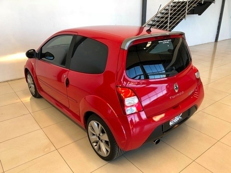 used renault twingo 1 6 sport for sale in gauteng id 3329725. Black Bedroom Furniture Sets. Home Design Ideas