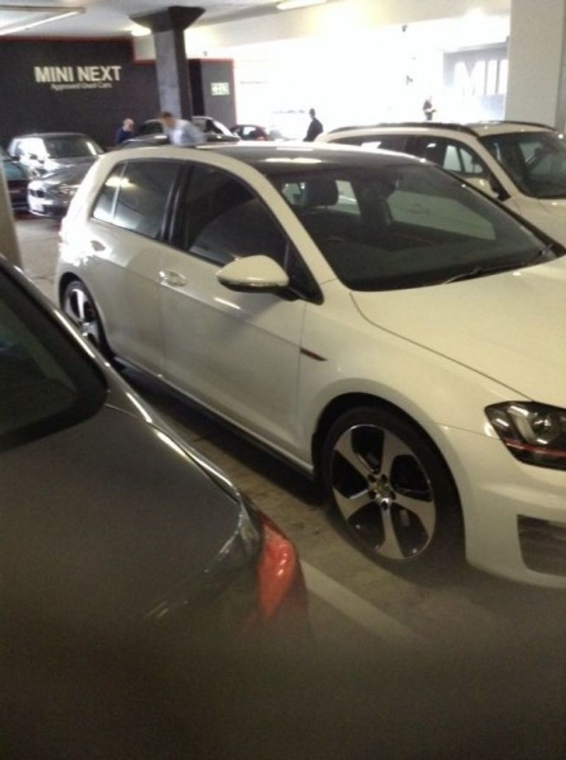 Used Volkswagen Golf Vii Gti 2 0 Tsi Dsg Call Kent