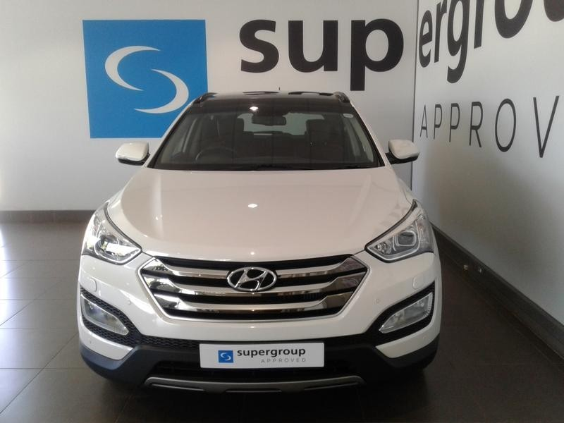 Used hyundai santa fe r2 2 awd elite 7s a t for sale in for Hyundai motor finance payoff phone number