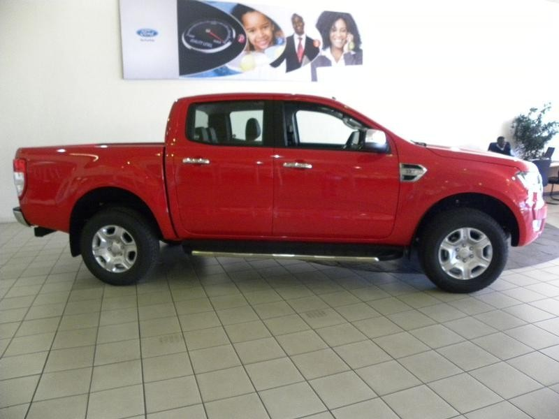 Used Ford Ranger 3 2tdci Xlt Double Cab Bakkie For Sale In