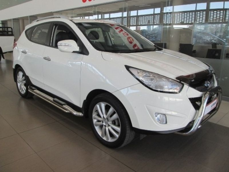 Used Hyundai Ix35 2 0 Gls A T For Sale In Limpopo Cars Co Za Id 3332401