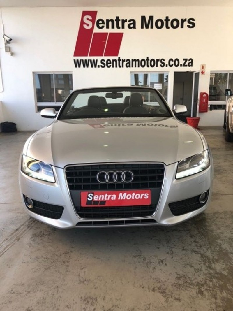 used audi a5 2 0 tfsi cabriolet mtronic for sale in free state id 3332473. Black Bedroom Furniture Sets. Home Design Ideas
