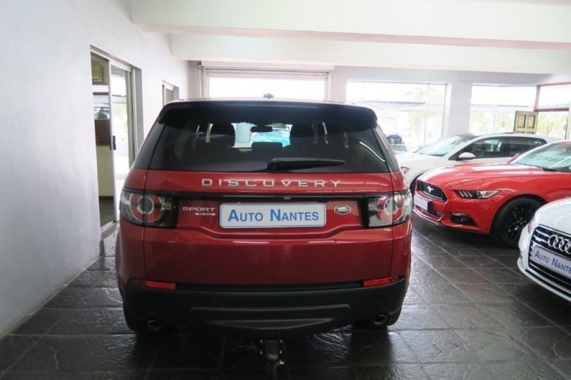 used land rover discovery sport 2 2 sd4 se for sale in western cape id 3334288. Black Bedroom Furniture Sets. Home Design Ideas