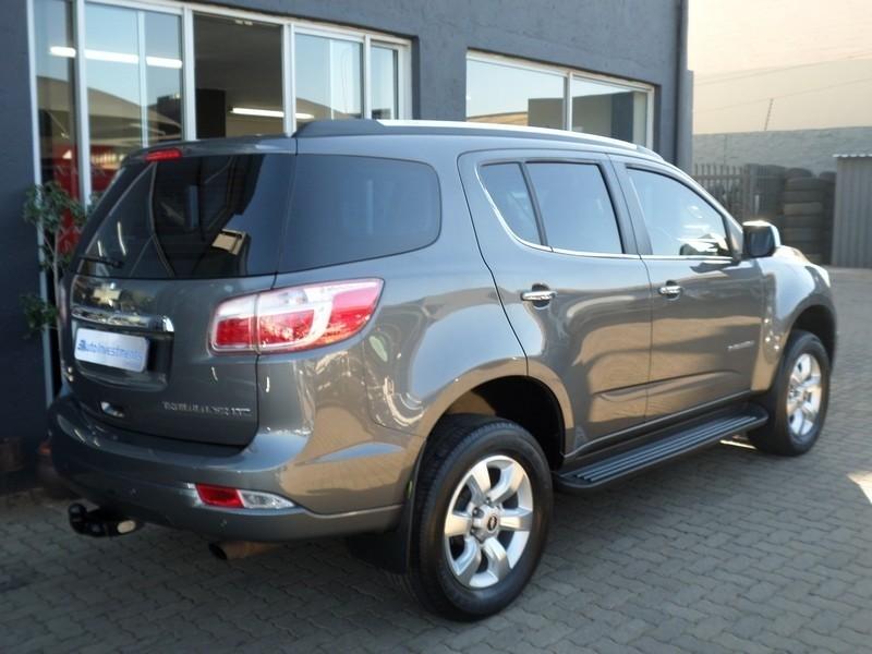 Used Chevrolet Trailblazer 2.8 Ltz A/t for sale in Gauteng ...