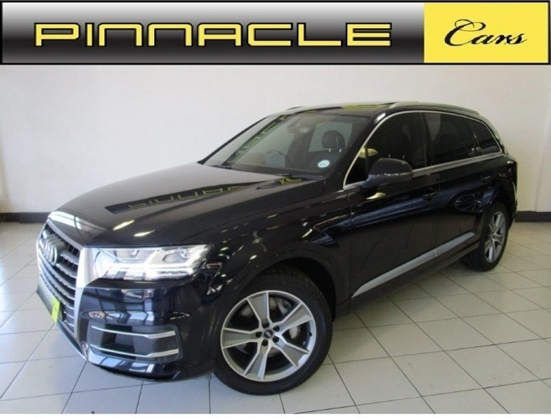 used audi q7 3 0 tdi v6 quattro tiptronic for sale in gauteng id 3335092. Black Bedroom Furniture Sets. Home Design Ideas